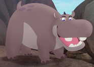 Beshte the Hippo