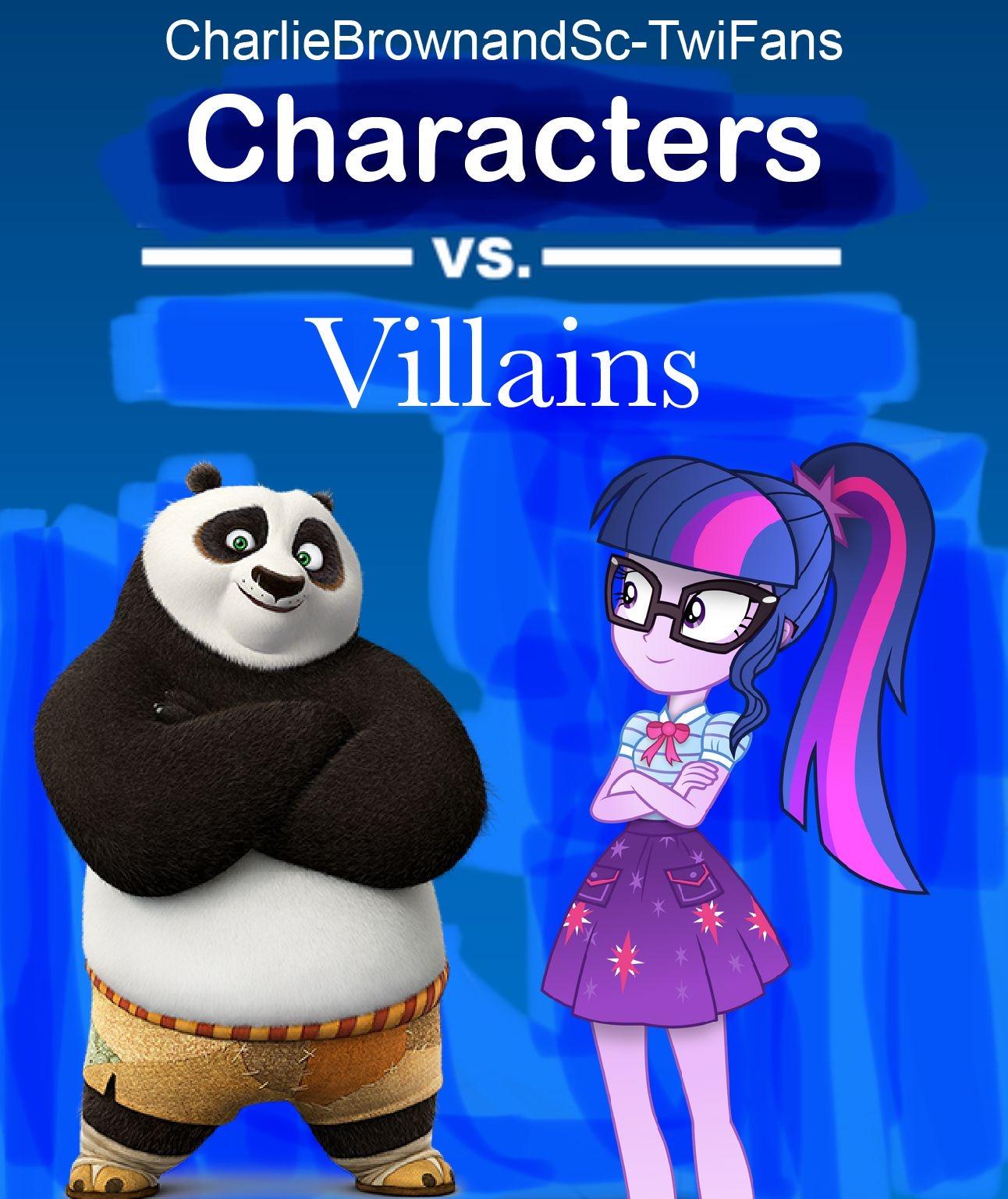 Characters vs. Villains (2009)