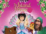 Hiro as the island prince