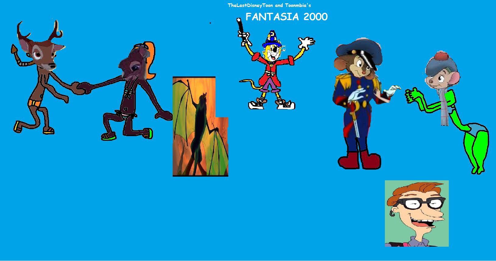 Fantasia 2000 (TheLastDisneyToon and Toonmbia Style)