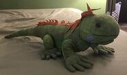 Inez the Iguana