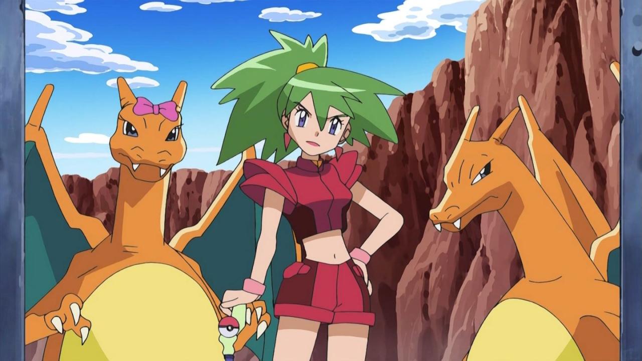 Liza (Pokemon)