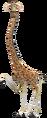 Melman the Reticulated Giraffe