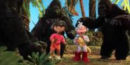Robot Chicken Gorillas