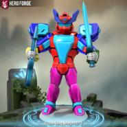Rock Dog Megazord screenshot