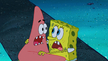 Spongebob and patrick saw a ghost 1