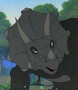 Topsy in The Land Before Time 3 The Time of the Great Giving