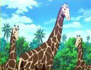 Yokai watch Giraffes