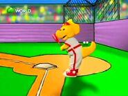 BJ plays baseball in Good Job