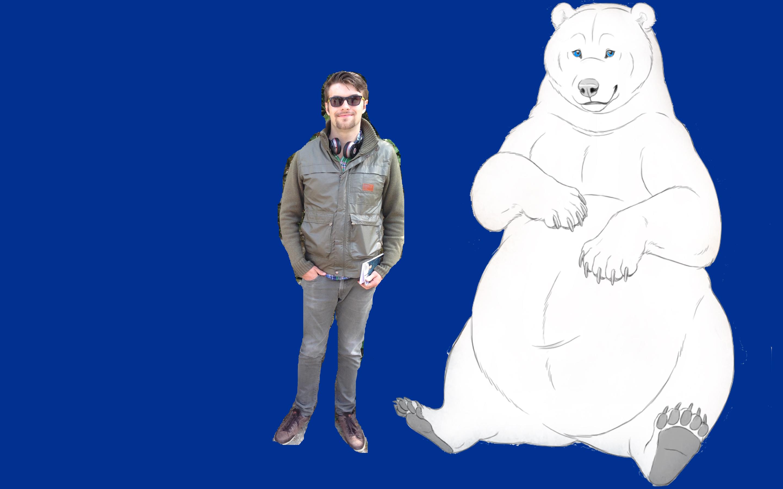 Domesticated Bear