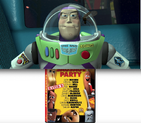 Buzz Lightyear Hates Sausage Party