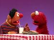 Ernie and Elmo sing Share