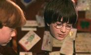 Harry Potter: my body is gone!