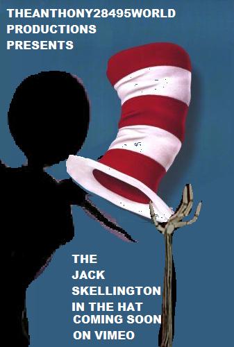 The Jack Skellington in the Hat