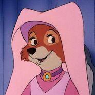 Maid Marian the Female Fox