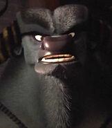 Master Ox in Kung Fu Panda 2