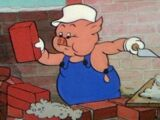 Piglet the Red-Nosed Pig