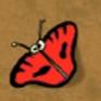 Red-winged butterfly in hugo lek och lar 1 den magiska eken