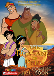The Peasant of Peru (The Prince of Egypt) Parody Poster