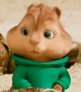 Theodore Seville in Alvin and The Chipmunks Chipwrecked