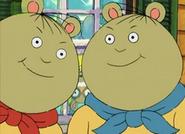 Arthur Tommy & Timmy Tibble