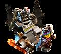 Batman, gandalf and wyldstyle lego dimensions