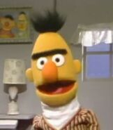 Bert in Sesame Street