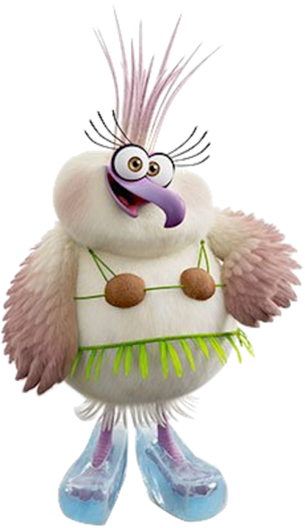 Debbie (The Angry Birds Movie 2)