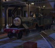 Emily as Thomas