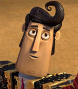 Manolo in The Book of Life