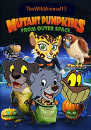 Mutant Pumpkins from Outer Space (TheWildAnimal13 Animal Style) Poster