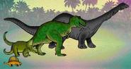 Science blaster jr dinosaurs