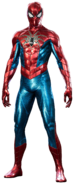 Spider Armor - MK IV Suit from MSM render
