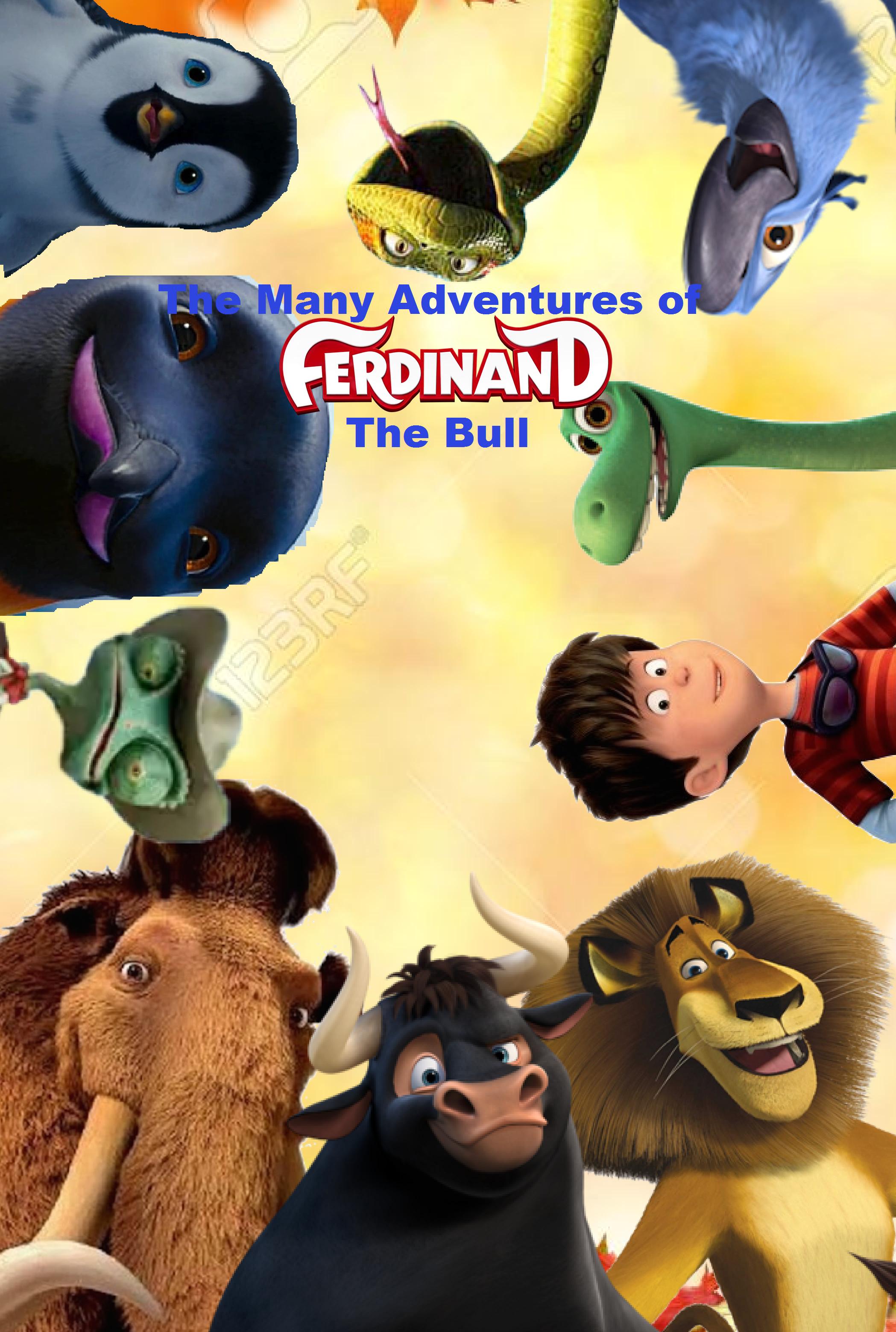 The Many Adventures of Ferdinand the Bull