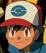 Ash Ketchum in Pokemon the Movie Kyurem VS. The Sword of Justice