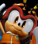 Charmy Bee in Shadow the Hedgehog (2005)