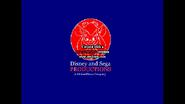 Disney and Sega Productions Logo 03