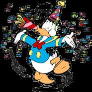 Donald-duck-birthday