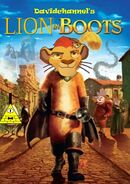 Lion in Boots Poster