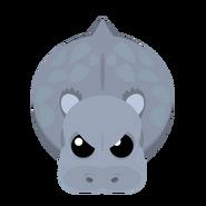 Mopeio Pygmy Hippo