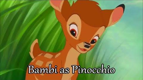 """Bambinocchio"" Cast Video"