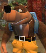 Banjo in Banjo-Kazooie- Nuts and Bolts