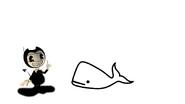 Bendy Meets Humpback Whale