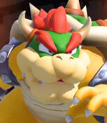 Bowser in Mario Tennis Aces