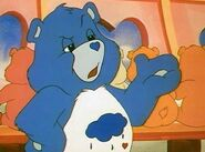 Grumpy Bear as Grumpy