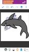 Mama Mirabelle as Shark