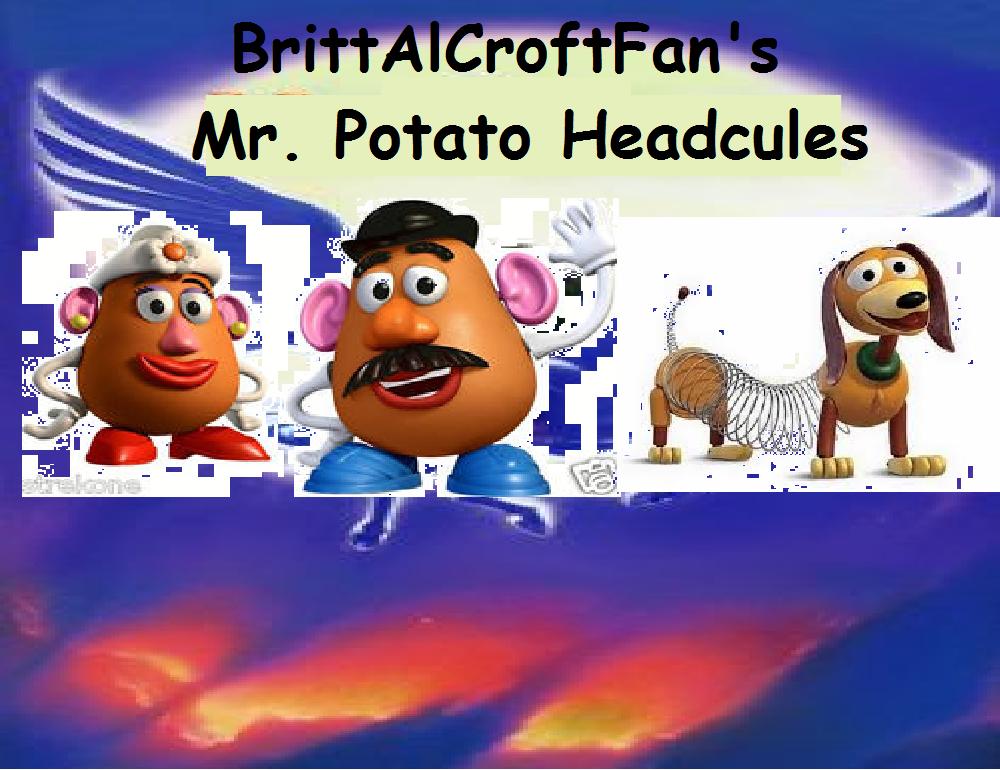 Mr. Potato Headcules