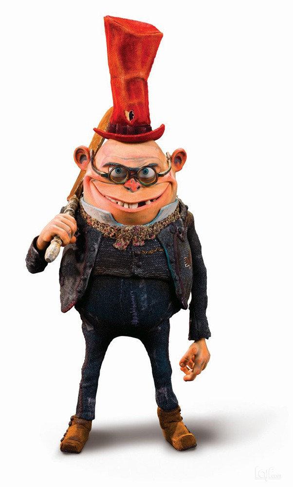 Mr. Gristle