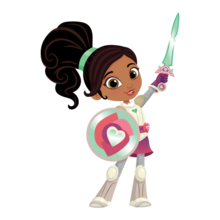 Nella the Princess Knight Character.png
