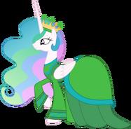 Princess Celestia as The Enchantress